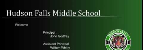 Middle School Welcome Video